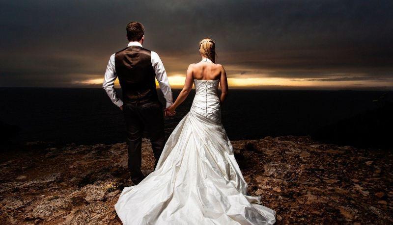 Узнайте, к чему снится собственная свадьба.