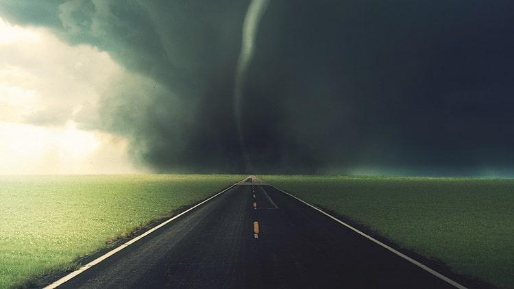 Ураган во сне это в любом в случае нехорошее предзнаменование.