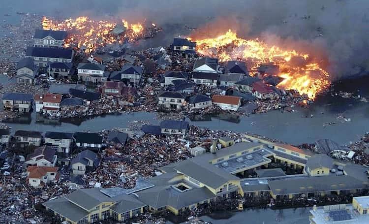 Узнайте также, что во сне может означать землетрясение вместе с другими стихийными бедствиями.