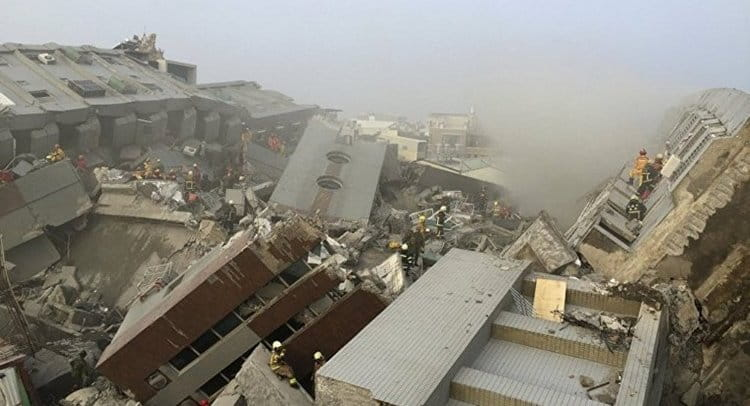 Сильное землетрясение во сне может быть предзнаменованием потери близких людей.