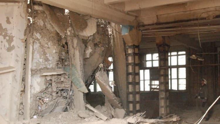 разрушения в доме из-за землетрясения во сне это недобрый знак.