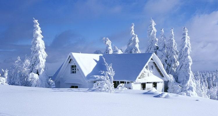 К чему снится зима и снег