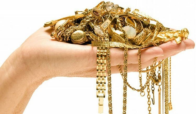 Узнайте, к чему снится золото во сне.