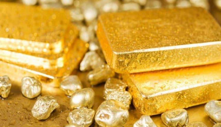 По соннику много золота это обычно хороший знак.