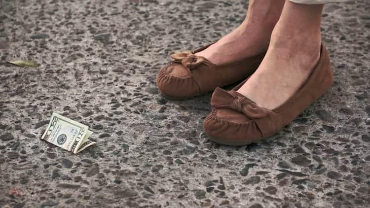 Узнайте, к чему снится находка денег.