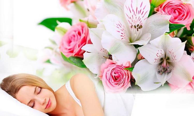 цветы во сне к чему снятся женщине
