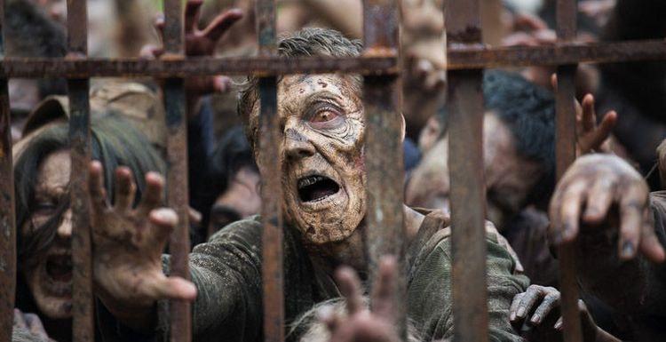По соннику зомби и Апокалипсис означают, что вы находитесь в плохом окружении.