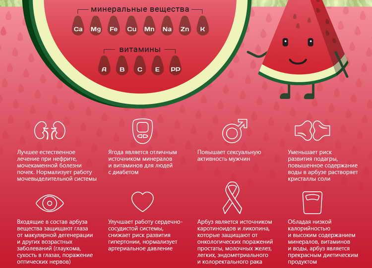 Арбузные диеты для похудения