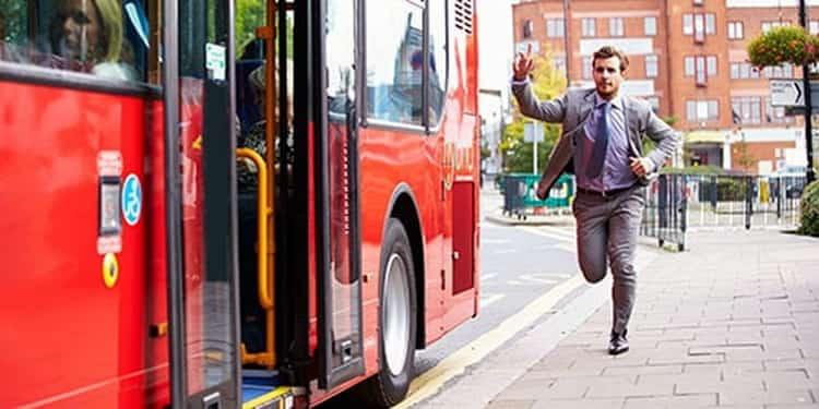 к чему снится еду в автобусе