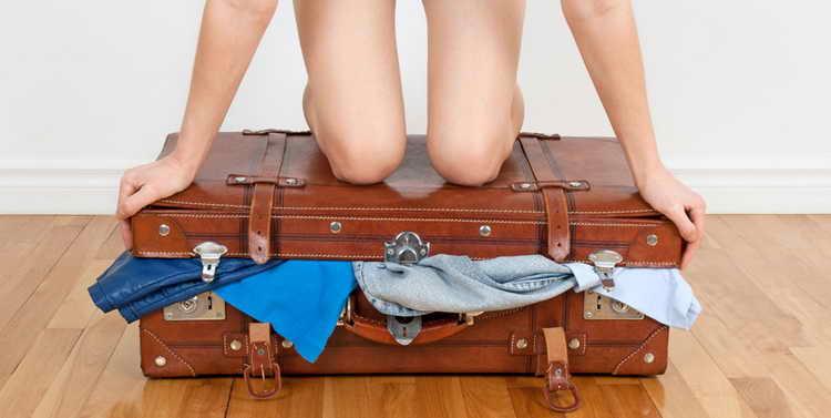 сонник собирать чемодан