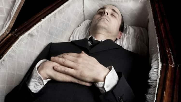К чему снится гроб: сонник