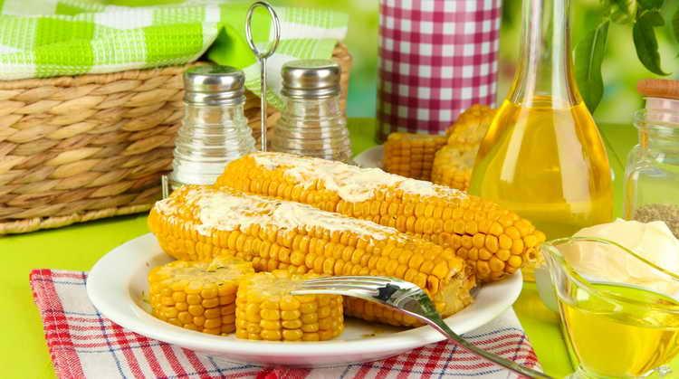 приснилась кукуруза