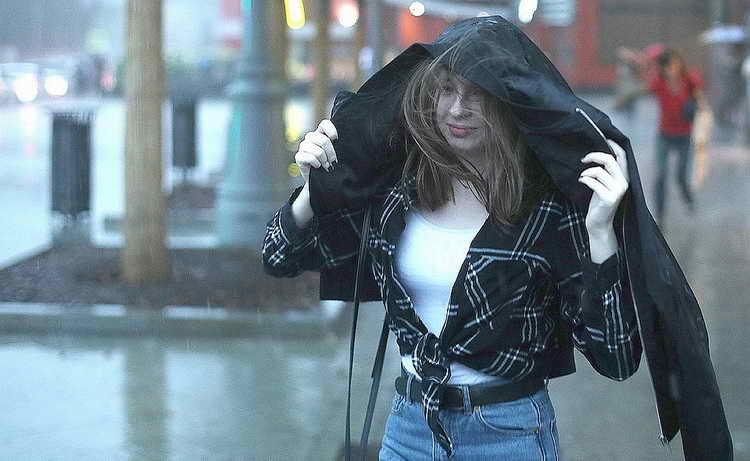 сонник дождь ливень