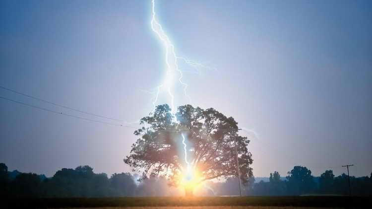 к чему снится гроза с молнией