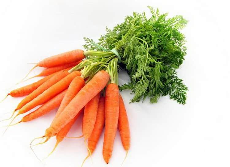 к чему снится морковь женщине
