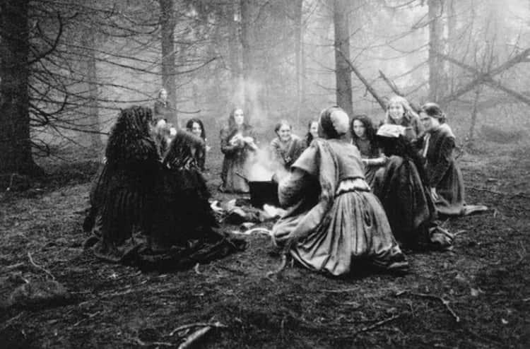 к чему снится ведьма во сне женщине