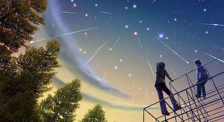 видеть во сне звездопад
