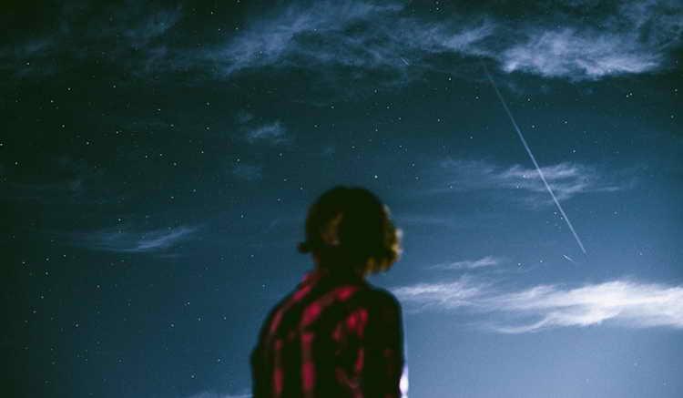 к чему снится звездопад и загадывание желаний