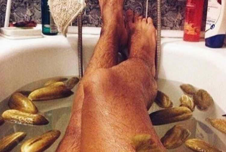 приснились волосатые ноги