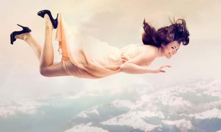 летать во сне к чему снится женщине