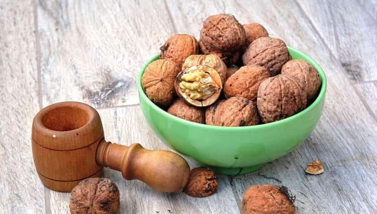 видеть во сне грецкие орехи