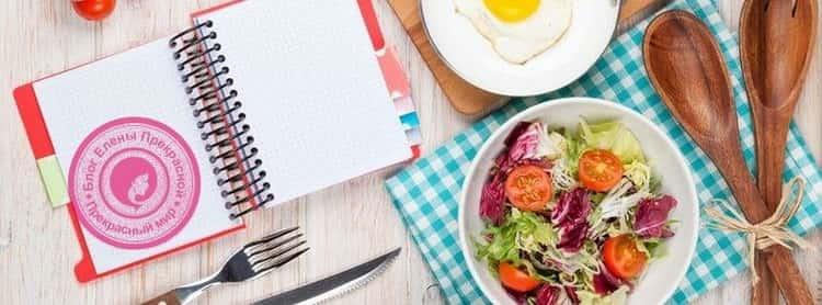Палео диета: правила, меню и отзывы