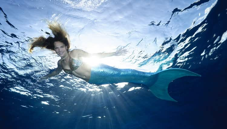 к чему снятся русалки в воде женщине