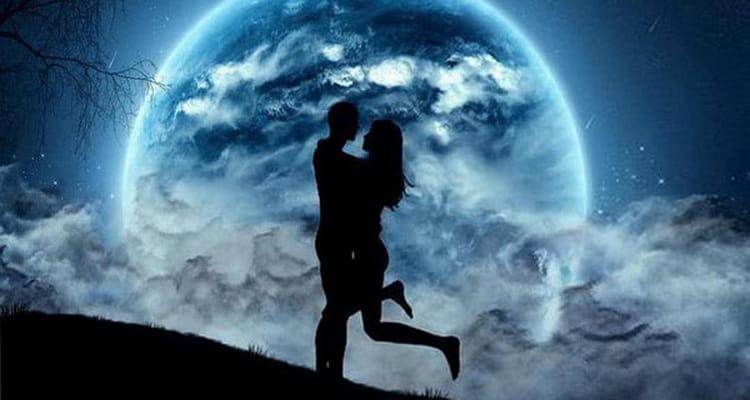 Заговор на любовь в полнолуние