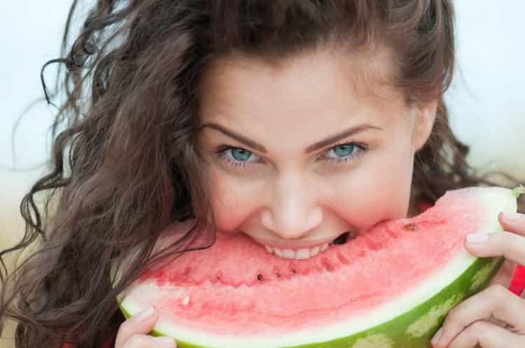 польза арбуза для беременных