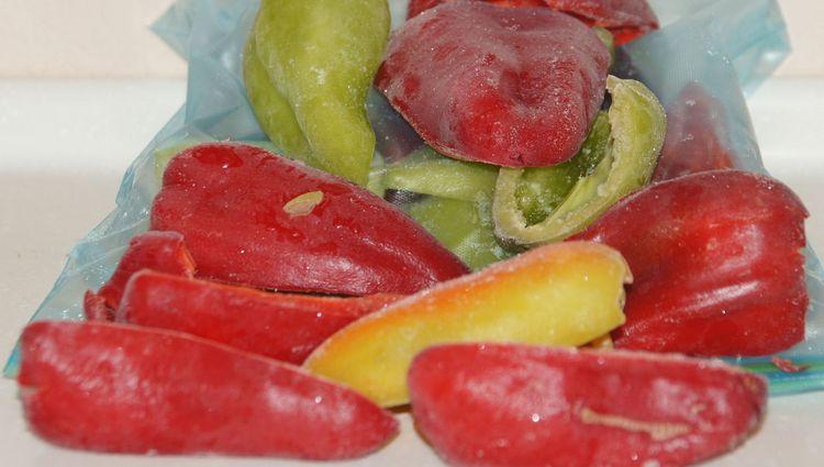 Этот овощ отлично хранится в замороженном виде.
