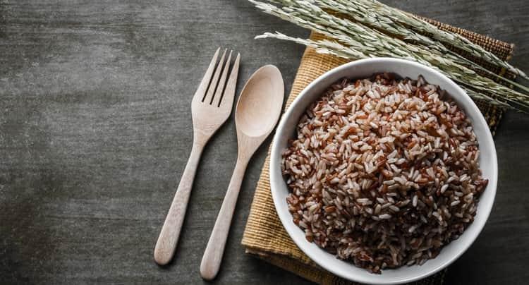 Такой рис гораздо полезнее, нежели белый.
