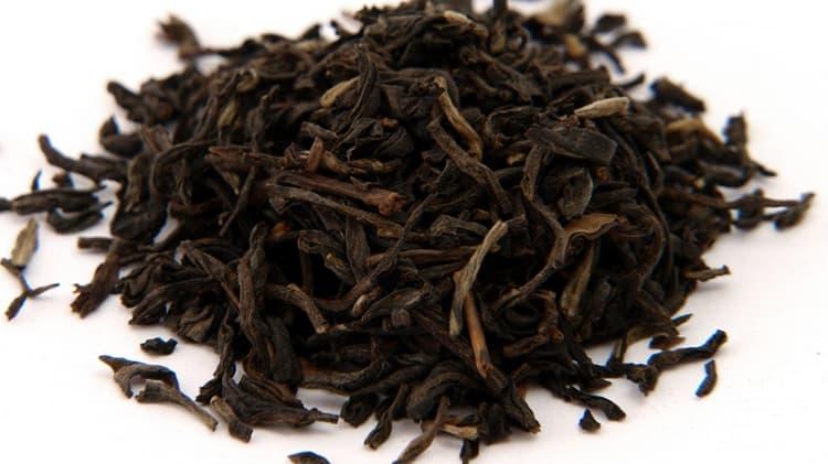 Нужно уметь правильно выбирать черный чай.