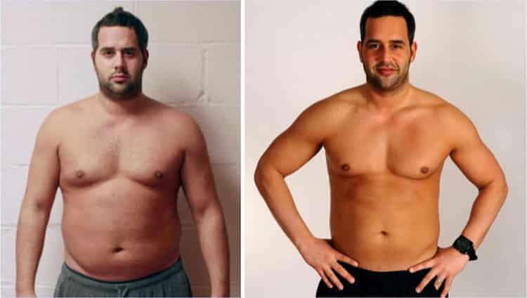 диеты быстрого похудения для мужчин
