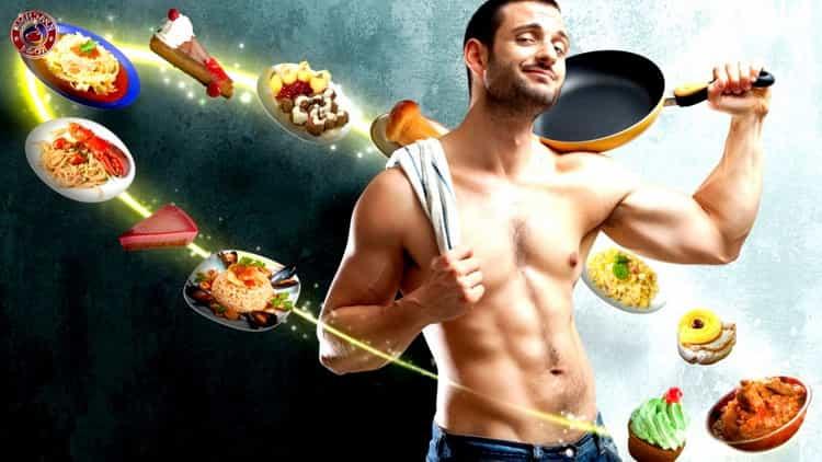 Диета для мужчин для похудения: виды меню и результаты