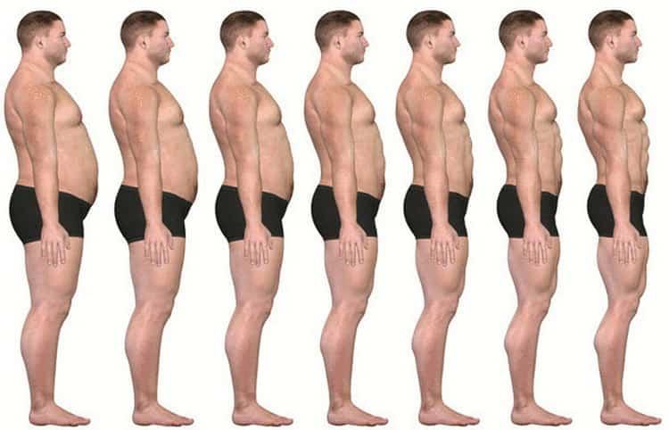 Диета для мужчин для похудения: меню и полезные советы