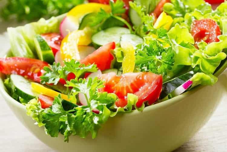 легкая диета для похудения живота и боков