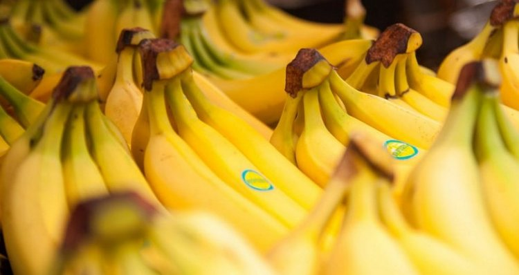 Калорийность банана зависит от степени его спелости.