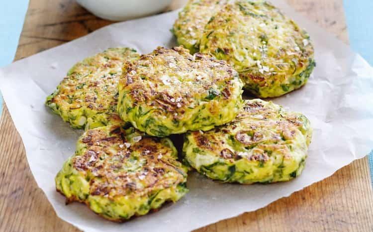 Оладьи кабачковые: польза и калорийность