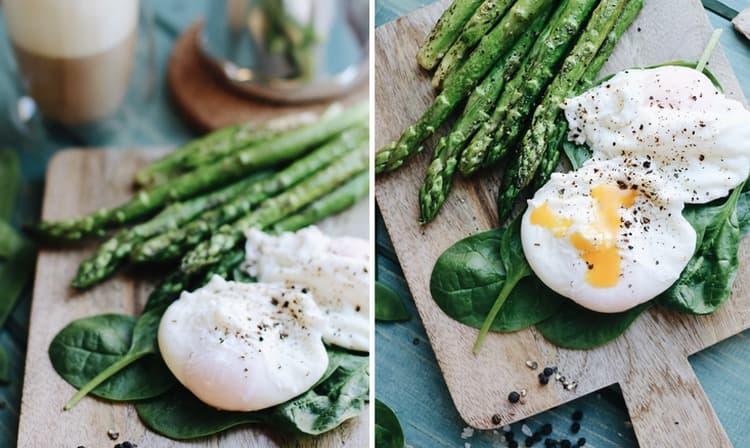 Естественно, что калорийность яйца вареного (1 шт.) отличается от яйца пашот.