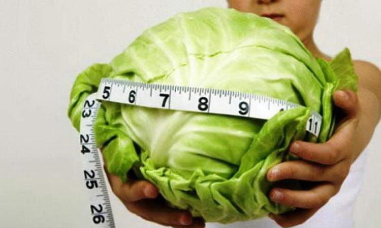 Капустная диета отзывы и результаты