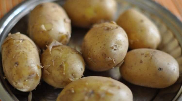 Если жареная картошка принесет больше вред, чем пользы, то вот печеный картофель и еще в мундире действительно полезен.
