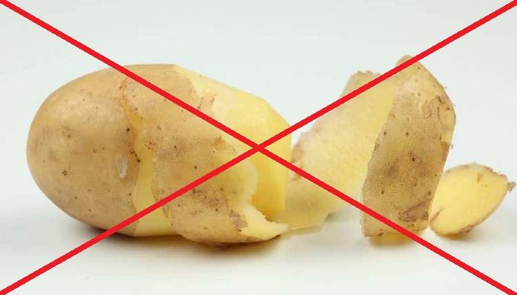 При некоторых недугах все же стоит употреблять картофель в умеренном количестве либо вообще от него отказаться.
