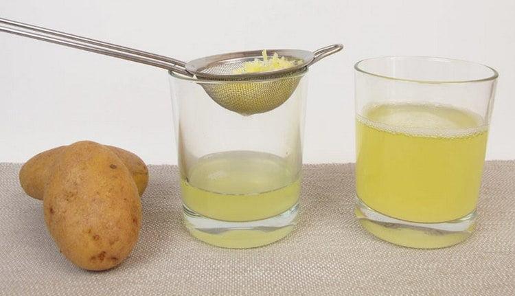 Узнайте все о пользе картофельного сока для организма человека.