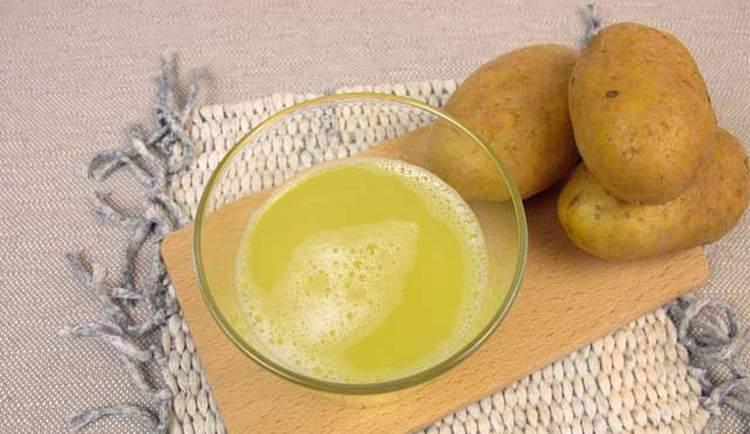 Почитайте также отзывы о употреблении картофельного сока натощак, его пользе и вреде.