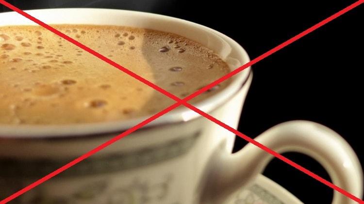 Кофе может нанести и вред на организм человека.