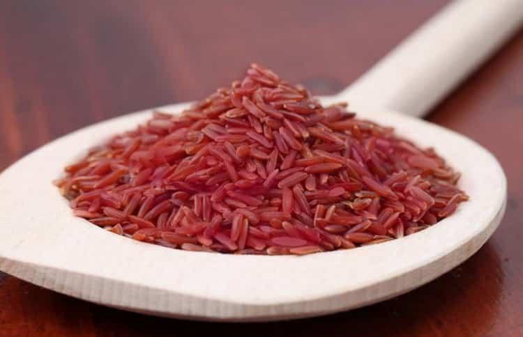 Красный рис: свойства, польза и вред для организма