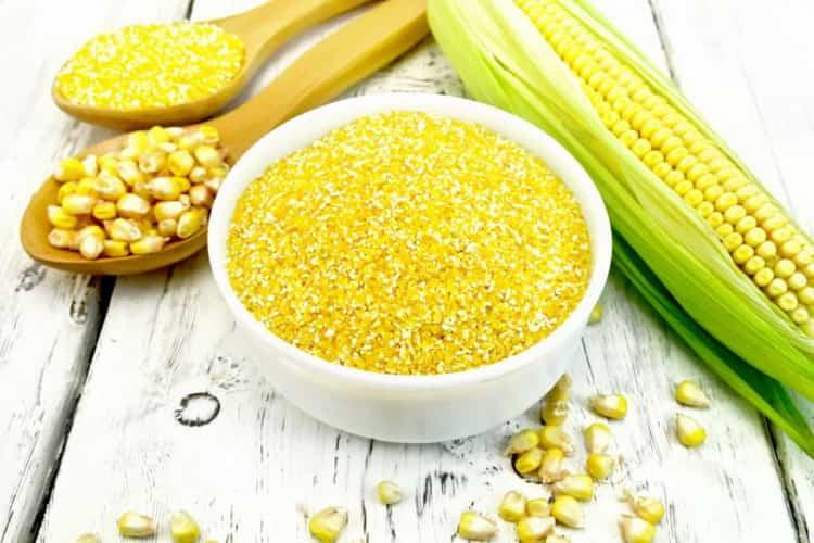 кукурузная каша польза для детей