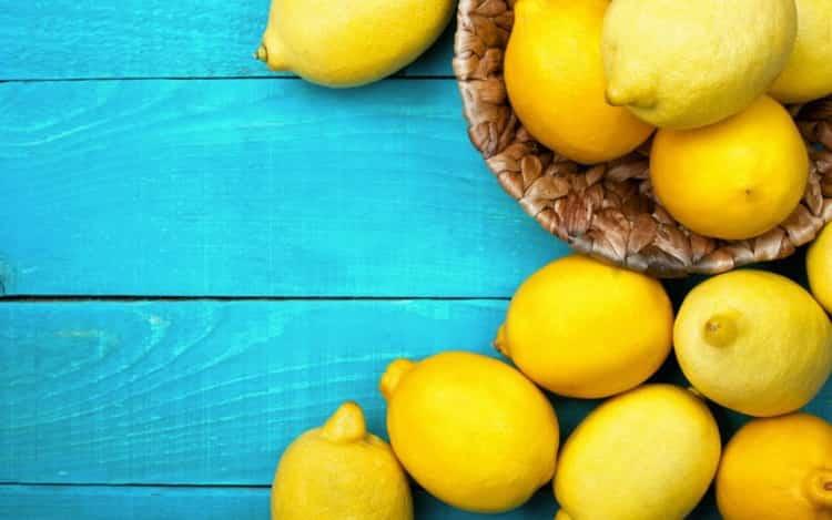 цедра лимона польза и вред