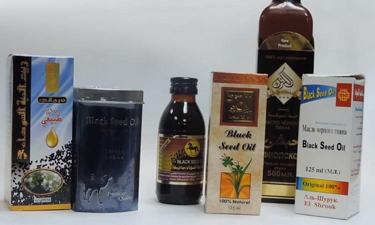 Как выбрать масло семян черного тмина