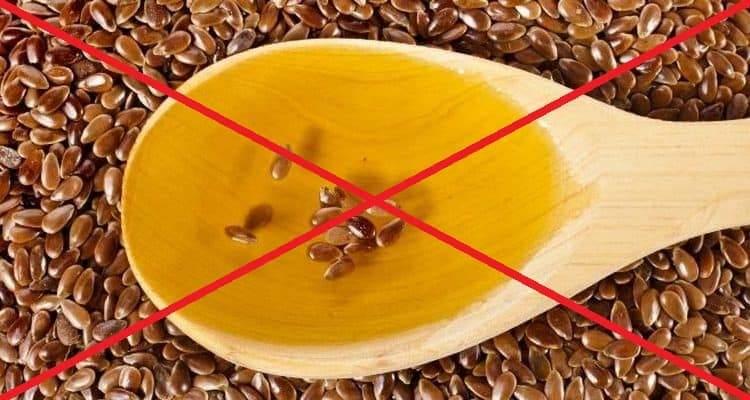 Есть также ряд противопоказаний к употреблению этого масла.